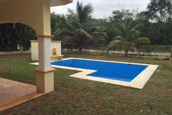 Foto de casa en renta en  , club de golf la ceiba, mérida, yucatán, 1570292 No. 05