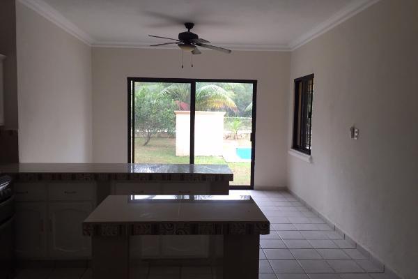 Foto de casa en renta en  , club de golf la ceiba, mérida, yucatán, 1570292 No. 23