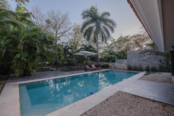 Foto de casa en venta en  , club de golf la ceiba, mérida, yucatán, 8883764 No. 16