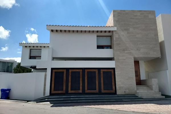Foto de casa en venta en  , club de golf la loma, san luis potosí, san luis potosí, 8111125 No. 01