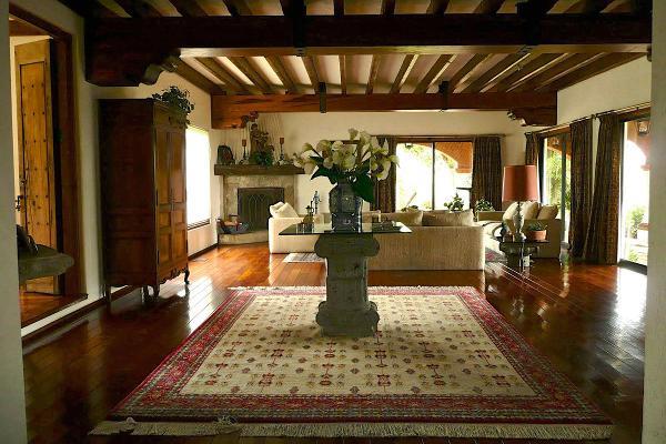 Foto de casa en venta en  , club de golf los encinos, lerma, méxico, 3054919 No. 02