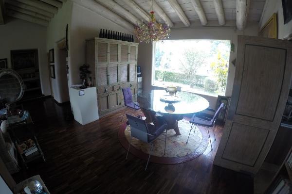 Foto de casa en venta en  , club de golf los encinos, lerma, méxico, 4671984 No. 05