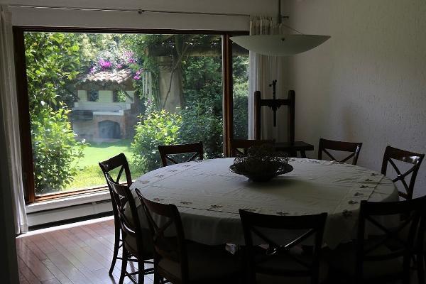 Foto de casa en venta en  , club de golf los encinos, lerma, méxico, 5683723 No. 03