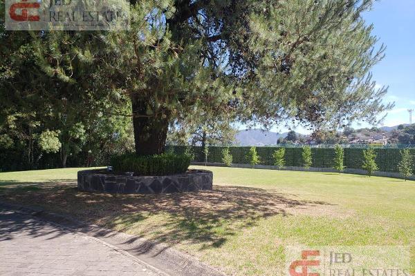 Foto de terreno habitacional en venta en  , club de golf los encinos, lerma, méxico, 7879770 No. 01