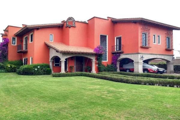 Foto de casa en venta en  , club de golf los encinos, lerma, méxico, 8883216 No. 01