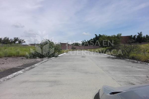 Foto de terreno habitacional en venta en  , club de golf santa fe, xochitepec, morelos, 5697033 No. 03
