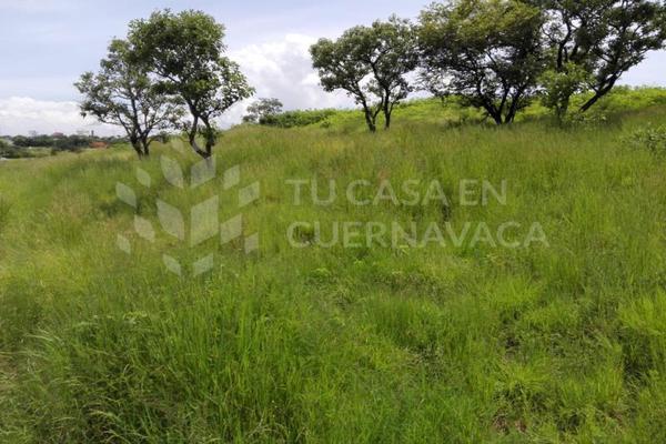 Foto de terreno habitacional en venta en  , club de golf santa fe, xochitepec, morelos, 5697033 No. 04