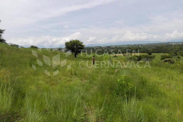 Foto de terreno habitacional en venta en  , club de golf santa fe, xochitepec, morelos, 5697033 No. 05