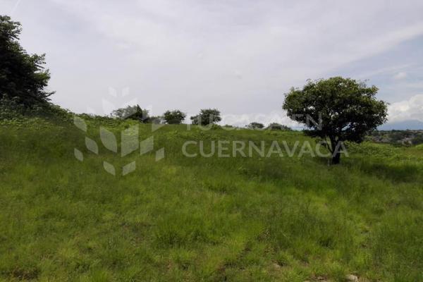Foto de terreno habitacional en venta en  , club de golf santa fe, xochitepec, morelos, 5697033 No. 06