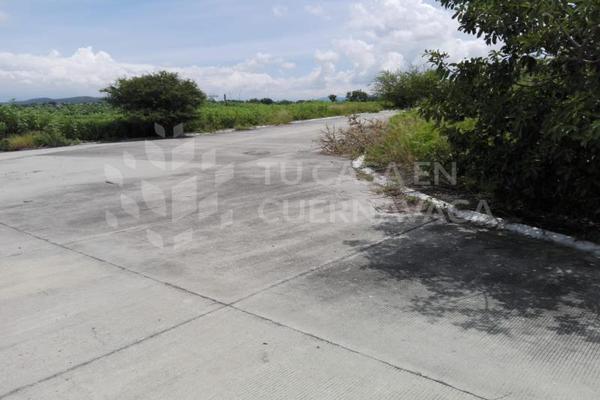 Foto de terreno habitacional en venta en  , club de golf santa fe, xochitepec, morelos, 5697033 No. 07