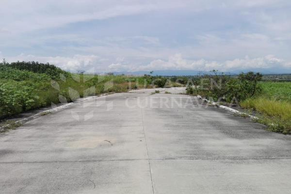 Foto de terreno habitacional en venta en  , club de golf santa fe, xochitepec, morelos, 5697033 No. 08