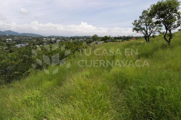 Foto de terreno habitacional en venta en  , club de golf santa fe, xochitepec, morelos, 5697033 No. 10