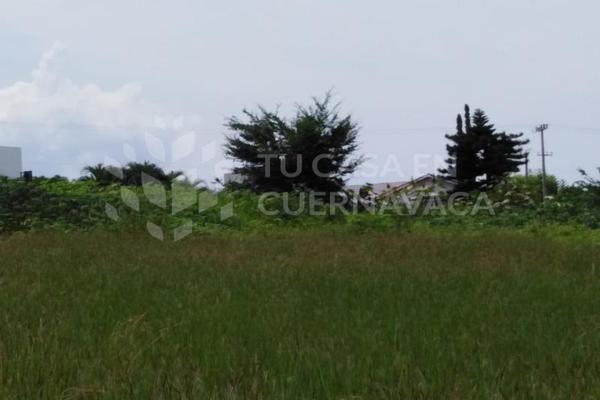 Foto de terreno habitacional en venta en  , club de golf santa fe, xochitepec, morelos, 5697033 No. 13