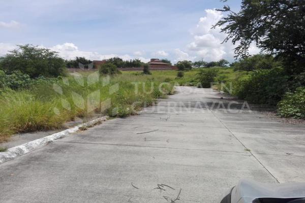 Foto de terreno habitacional en venta en  , club de golf santa fe, xochitepec, morelos, 5697033 No. 15