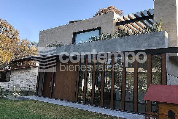 Foto de casa en venta en  , club de golf valle escondido, atizapán de zaragoza, méxico, 14024775 No. 01