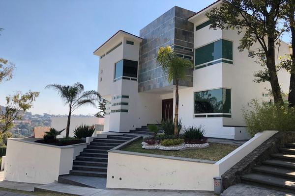 Foto de casa en venta en  , club de golf valle escondido, atizapán de zaragoza, méxico, 7136670 No. 01