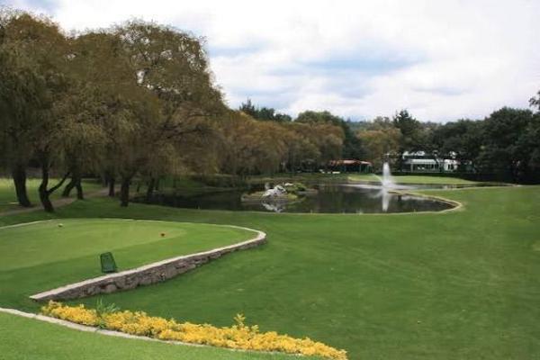 Foto de terreno habitacional en venta en  , club de golf valle escondido, atizapán de zaragoza, méxico, 7151174 No. 01