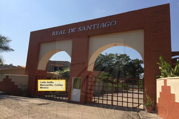 Foto de terreno habitacional en venta en  , club santiago, manzanillo, colima, 9915393 No. 01