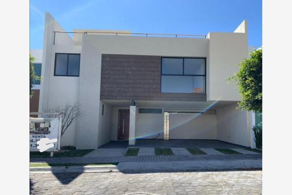 Foto de casa en venta en cluster 11 11 11, lomas de angelópolis ii, san andrés cholula, puebla, 9256315 No. 01