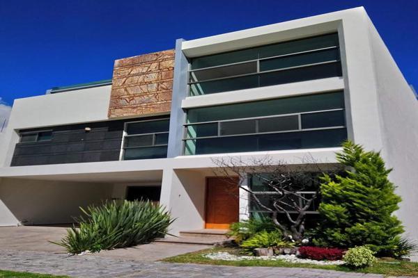 Foto de casa en condominio en venta en cluster 2-2-2 , lomas de angelópolis ii, san andrés cholula, puebla, 5804520 No. 01