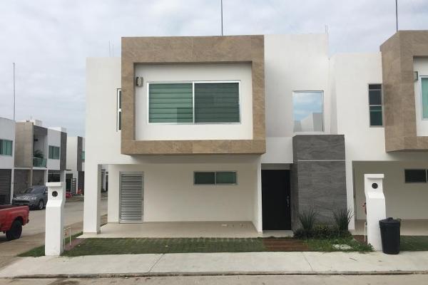 Foto de casa en renta en cluster 8 casa e, el country, centro, tabasco, 11434233 No. 01