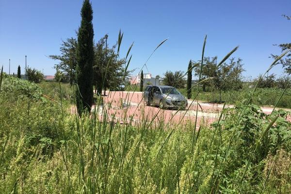 Foto de terreno habitacional en venta en cluster abedul (ciudad maderas) lote 24 , las cruces, lagos de moreno, jalisco, 8897830 No. 01