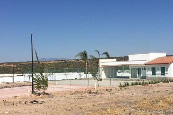 Foto de terreno habitacional en venta en cluster laurel , residencial el parque, el marqués, querétaro, 14022665 No. 01