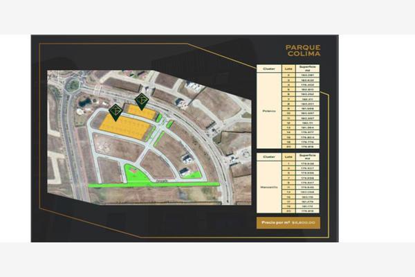 Foto de terreno habitacional en venta en cluster manzanillo 1, angelopolis, puebla, puebla, 10122079 No. 01