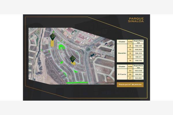 Foto de terreno habitacional en venta en cluster mazatlan 16, angelopolis, puebla, puebla, 10084549 No. 01