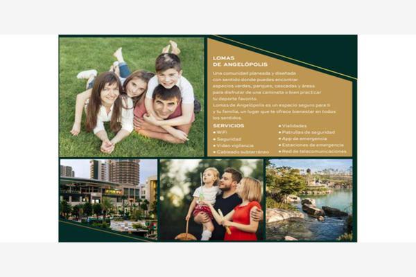 Foto de terreno habitacional en venta en cluster mazatlan 16, angelopolis, puebla, puebla, 10084549 No. 04