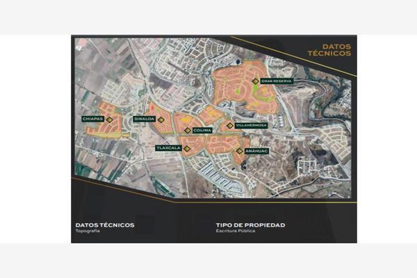 Foto de terreno habitacional en venta en cluster polanco 5, angelopolis, puebla, puebla, 10121343 No. 02