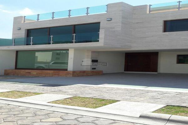 Foto de casa en venta en cluster venetto , lomas de angelópolis ii, san andrés cholula, puebla, 5713395 No. 01