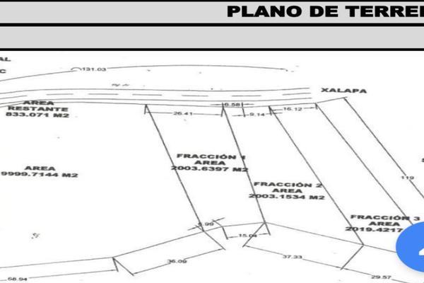 Foto de terreno habitacional en venta en  , coatepec centro, coatepec, veracruz de ignacio de la llave, 0 No. 10