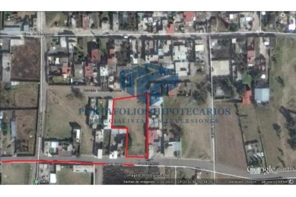 Foto de terreno habitacional en venta en san juan , coatepec, ixtapaluca, méxico, 3151514 No. 01