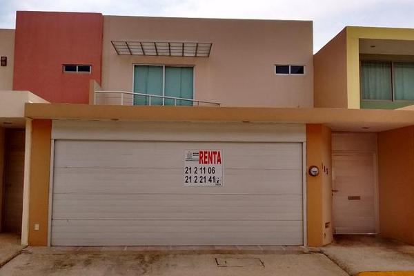 Foto de casa en renta en  , coatzacoalcos, coatzacoalcos, veracruz de ignacio de la llave, 11846112 No. 01