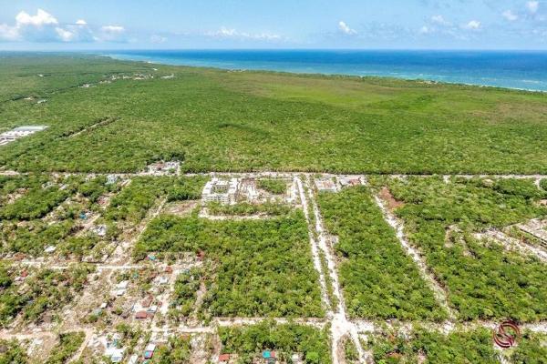 Foto de terreno habitacional en venta en coba 1, aldea zama, tulum, quintana roo, 9293193 No. 03