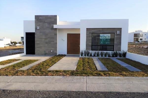 Foto de casa en venta en coba , juriquilla, querétaro, querétaro, 14023668 No. 01