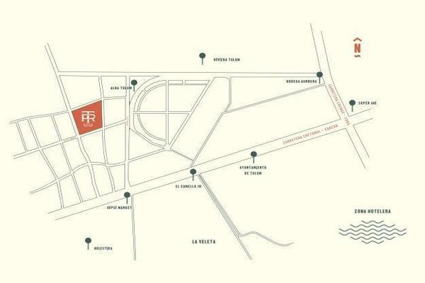 Foto de terreno habitacional en venta en  , coba, tulum, quintana roo, 8654459 No. 04
