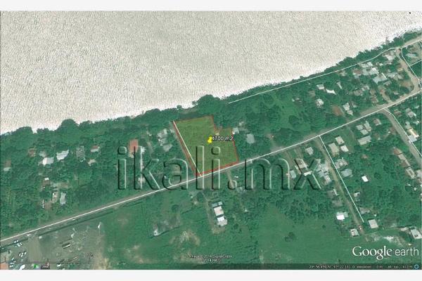 Foto de terreno habitacional en venta en s/n , cobos, tuxpan, veracruz de ignacio de la llave, 2670690 No. 04