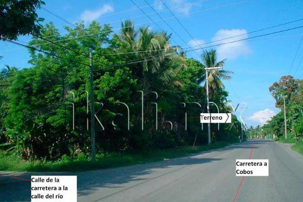 Foto de terreno habitacional en venta en s/n , cobos, tuxpan, veracruz de ignacio de la llave, 2670690 No. 06