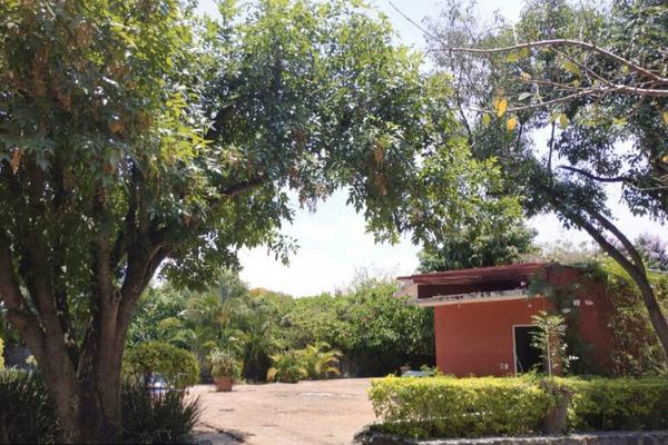 Foto de terreno habitacional en venta en cocada , lomas de jiutepec, jiutepec, morelos, 20109269 No. 04