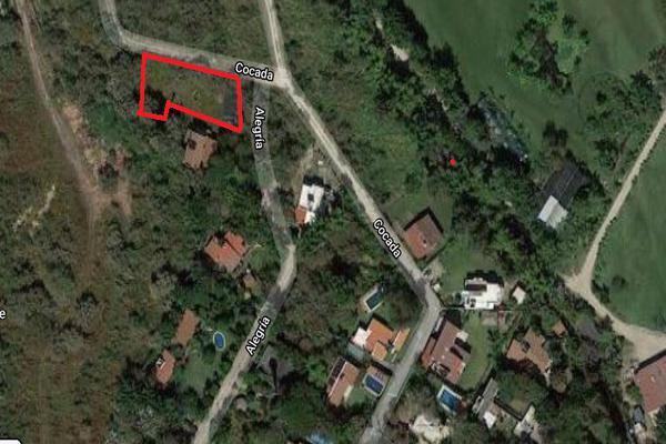 Foto de terreno habitacional en venta en cocada , lomas de jiutepec, jiutepec, morelos, 20109269 No. 05