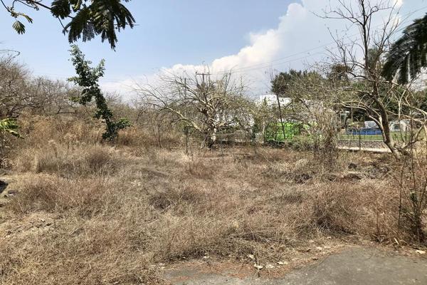 Foto de terreno habitacional en venta en cocada , lomas de jiutepec, jiutepec, morelos, 20109269 No. 07