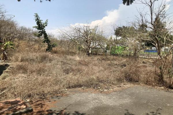 Foto de terreno habitacional en venta en cocada , lomas de jiutepec, jiutepec, morelos, 20109269 No. 08
