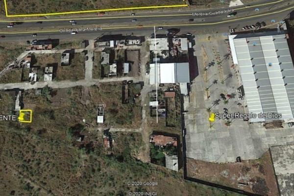 Foto de terreno habitacional en venta en cocotero , san isidro itzícuaro, morelia, michoacán de ocampo, 12270512 No. 01