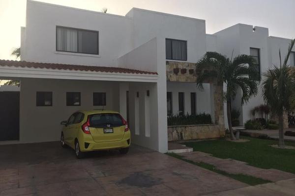 Foto de casa en renta en  , cocoyoles, mérida, yucatán, 7975520 No. 01