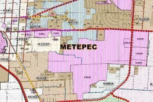 Foto de terreno habitacional en venta en codagem , metepec centro, metepec, hidalgo, 6201539 No. 11