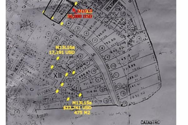 Foto de terreno habitacional en venta en codornices lote 3 - manzana 10 , chapala haciendas, chapala, jalisco, 6151989 No. 01