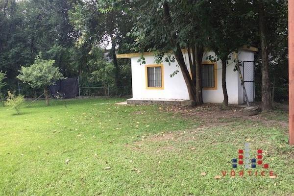 Foto de rancho en venta en  , cola de caballo, santiago, nuevo león, 3426518 No. 13