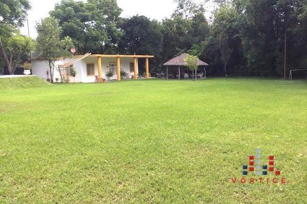 Foto de rancho en venta en  , cola de caballo, santiago, nuevo león, 3426518 No. 20
